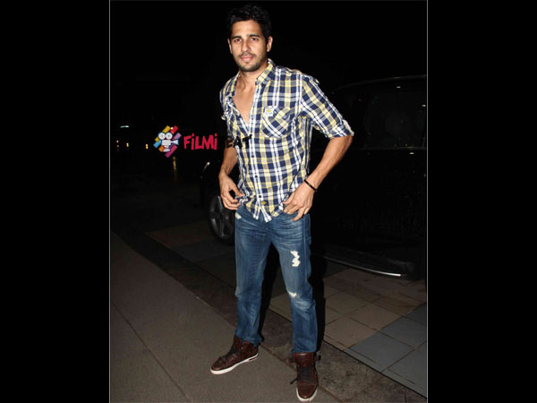 Sidharth Excited To Watch BB