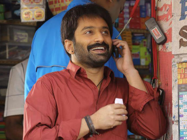 Fahadh Faasil With Monsoon Mangoes
