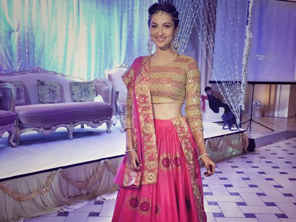 Gauhar wedding