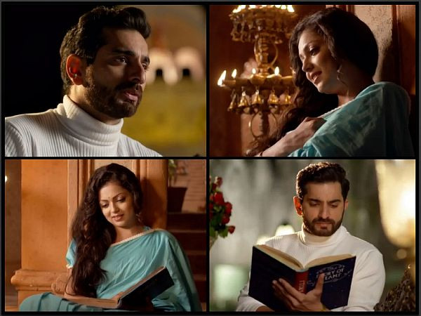 Ek Tha Raja Ek Thi Rani: Gayatri And Ranaji To Meet In Library?