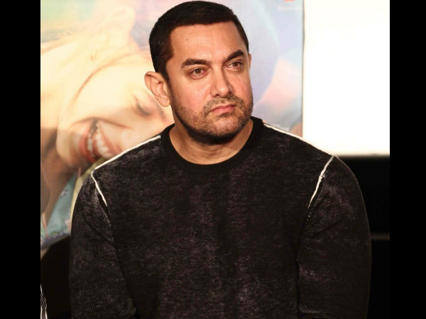 Aamir Khan In Trouble
