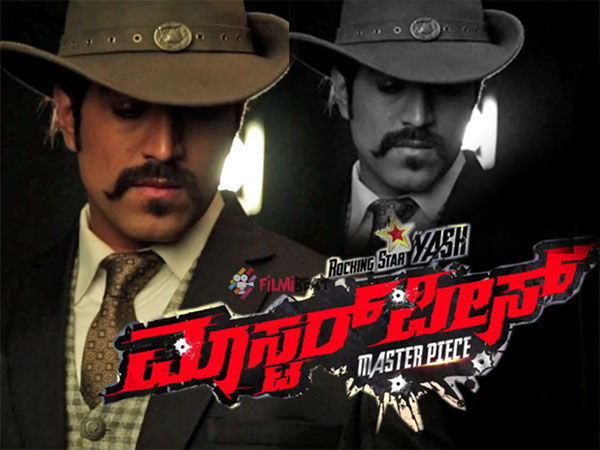 Is Rocking Star Yash Playing Dual Roles In Mastepiece?
