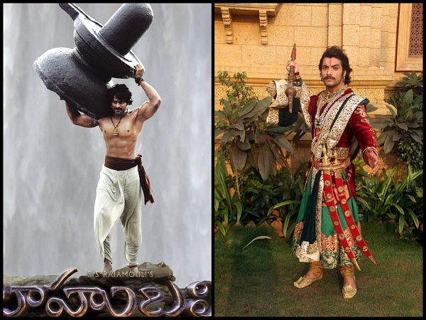 Sharad Malhotra Goes Baahubali, Caries Shivling On Maharana Pratap!