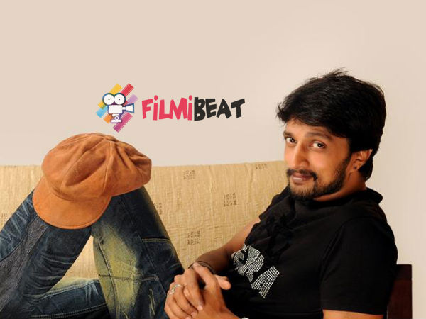 Upset Sudeep Back To Movies, Purely For Fans!
