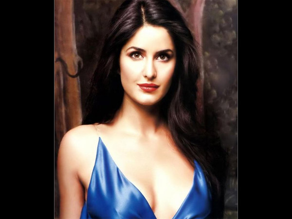 Katrina In Blue