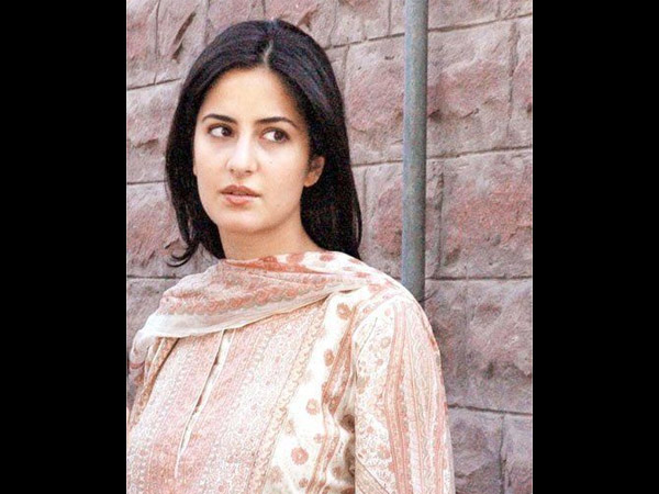 Katrina In Indian Dress
