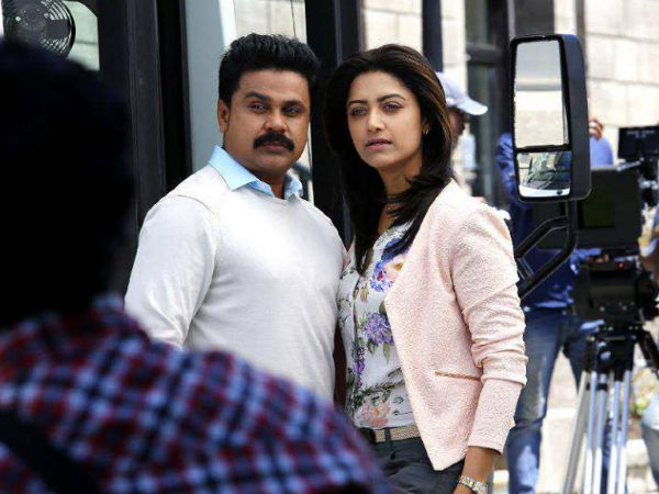 Dileep's Canadian Tharavu Retitled As Two Countries
