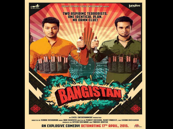 Bangistan Movie Review: Great Concept Spoilt By Overacting