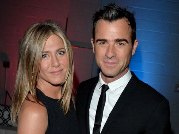 Jennifer Aniston & Justin Theroux Get Married Secretly At Bel Air Home
