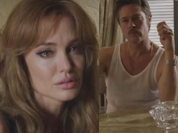WATCH: Angelina Jolie & Brad Pitt's Troubled Marriage In 'By The Sea' Trailer