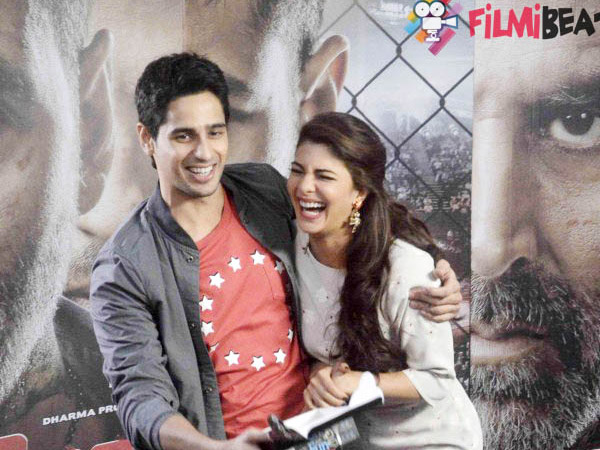 Sid With Jacqueline