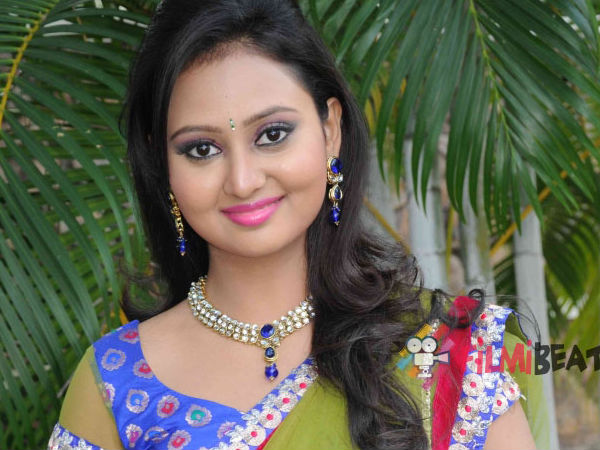 Bubbly Queen Amulya