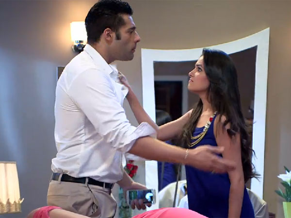 Shagun Catches Ashok