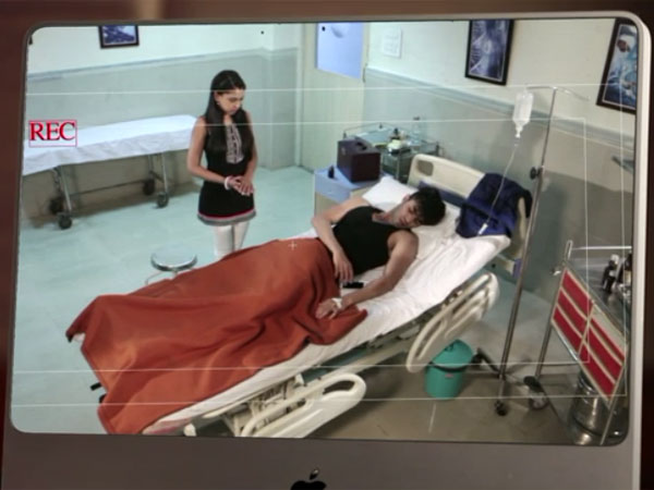 Nandini Takes Care Of Aryaman
