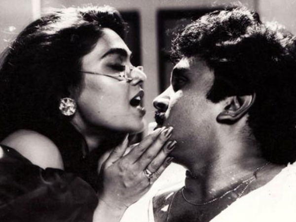 relationship between rajnikanth and silk smitha