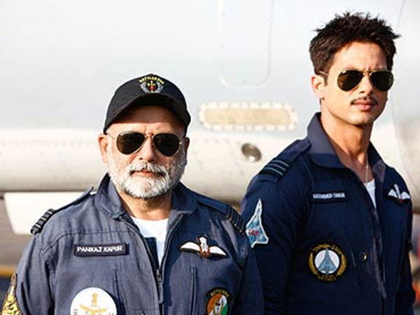 On The Sets Of Mausam