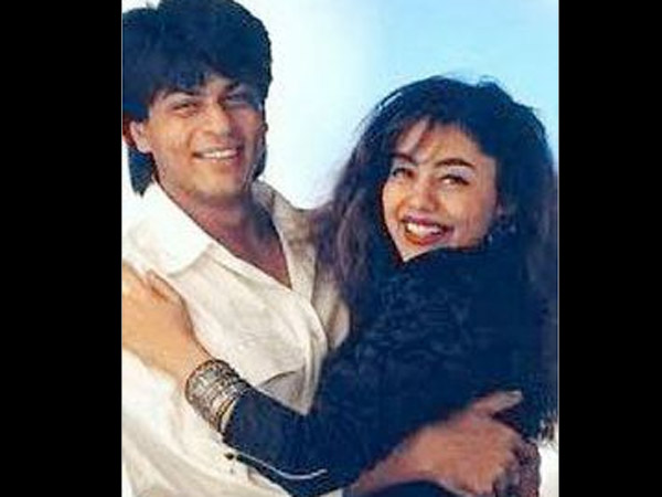 Gauri With SRK