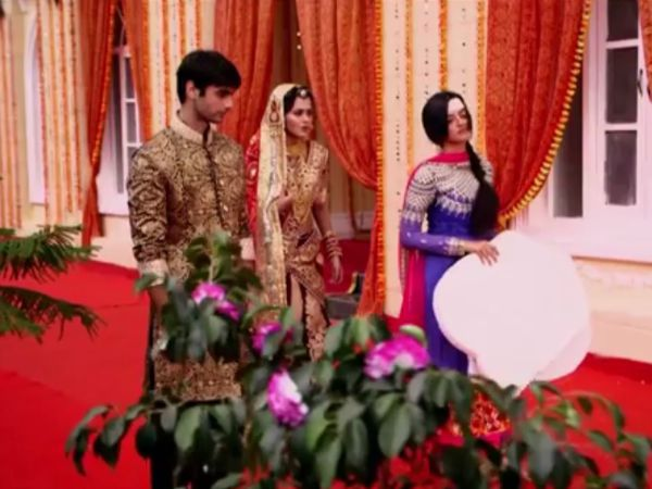 Sanskar Marries Swara