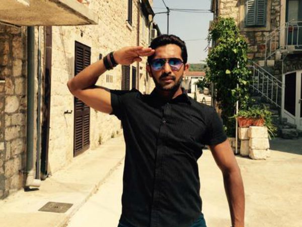 Terence Lewis' Salute