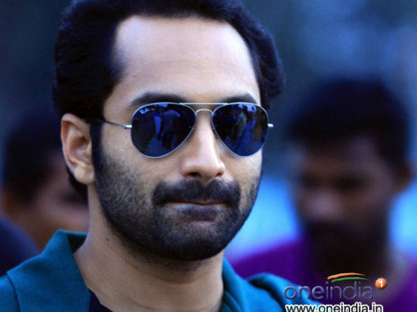 Fahadh Faasil Turns Photographer!