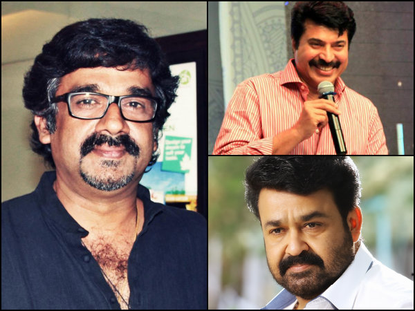 I'm More Attached To Mammootty Than Mohanlal: Ranjith