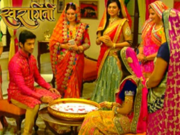 Post Marriage Ceremonies-Lakshya-Ragini