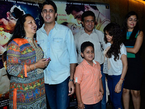 At The Screening Of Ek Villain