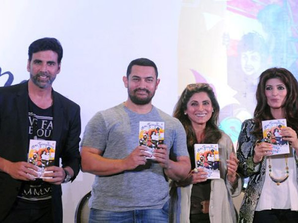 Twinkle's Book Launch