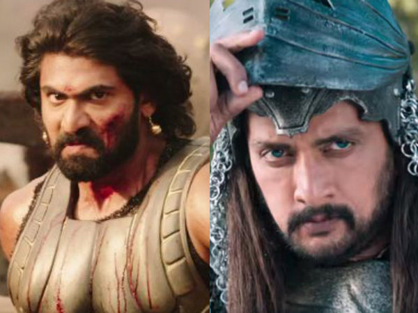 Rana's Character Compared With Sudeep's