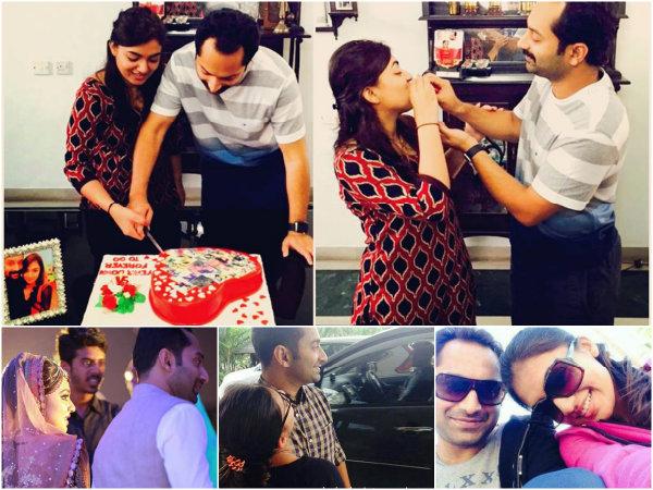 Fahadh Faasil-Nazriya Nazim Wedding Anniversary Special: Best Moments