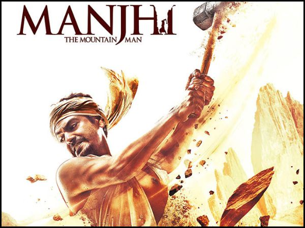 Manjhi The Mountain Man Movie Review: