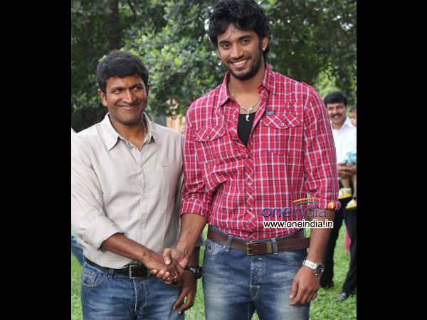 'Madarangi' Krishna To Play Brother Of Puneeth Rajkumar In 'Dodmane Huduga'