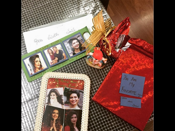 Look What Upen Patel & Karishma Tanna Got From Their Fans…