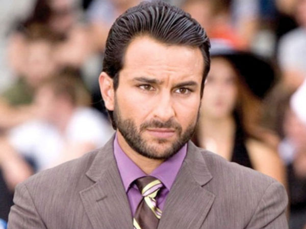 Saif Ali Khan Is Upset With Pakistan And Their Thought