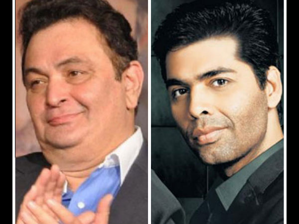 Karan Johar Spends 1.5 Crore On Make Up| Rishi Kapoor 1.5 Crore Make Up| Karan Johar And Rishi Kapoor| Kapoor And Sons