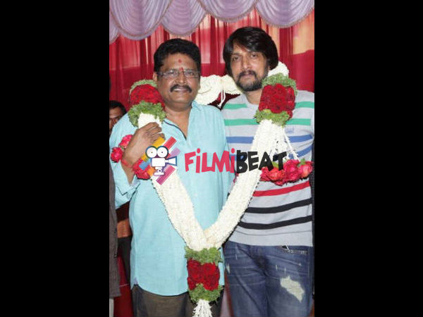 Sudeep-KS Ravikumar's Binligual Will Not Be Titled Kotigobba 2!