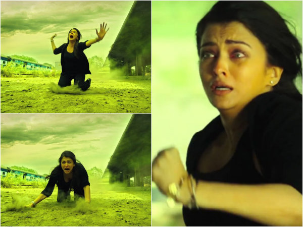 Aishwarya's Mind Blowing Performane