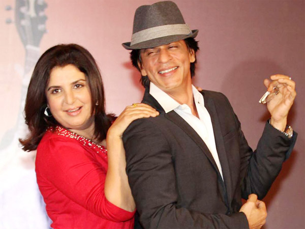Shahrukh And Farah