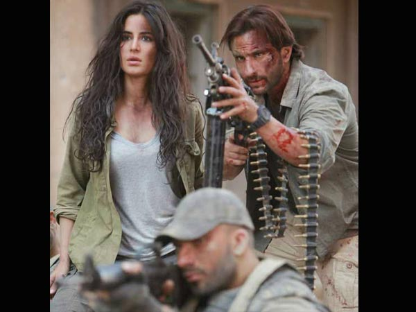 Phantom Box Office Prediction: Will It Be The Next Bajrangi Bhaijaan?