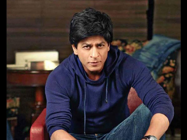 Shahrukh Khan Shares Bucket List