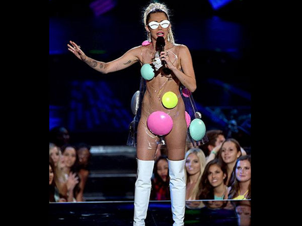 Miley's Insane Outfits