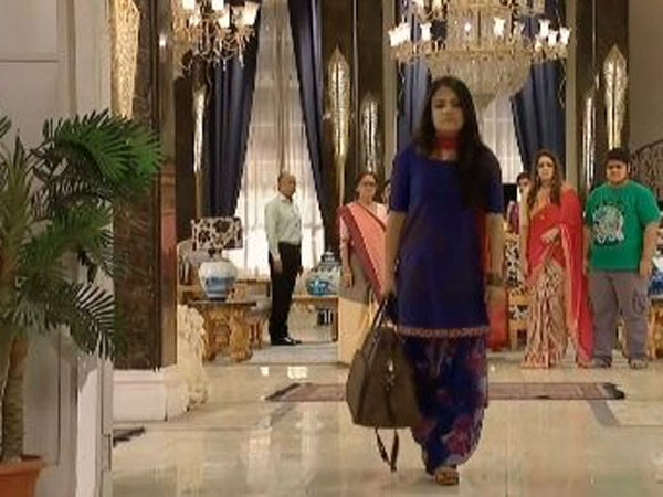 Ishaani Packs Her Bags