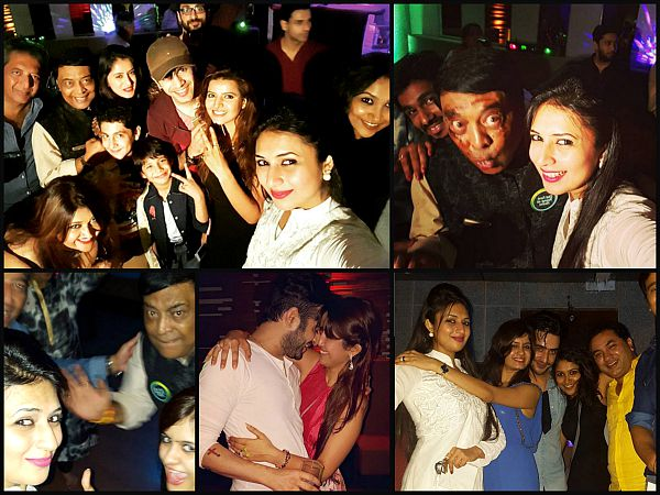 Yeh Hai Mohabbatein Cast Party
