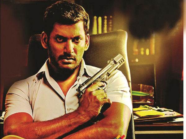 Vishal Reacts