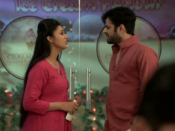 Raman Asks Ishita To Relax