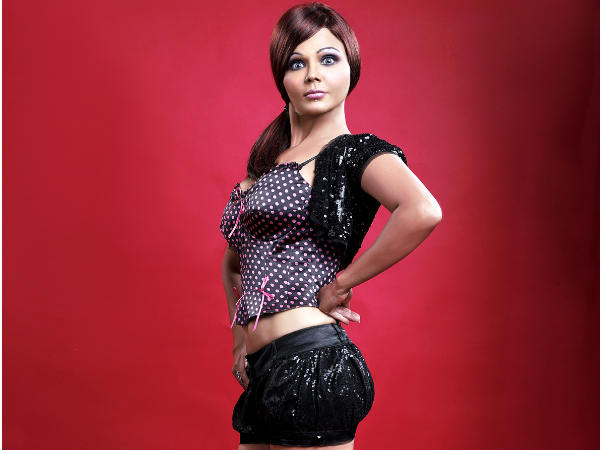 Rakhi Sawant Has Cast Herself As Indrani Mukerjea In A Movie About Sheena Bora