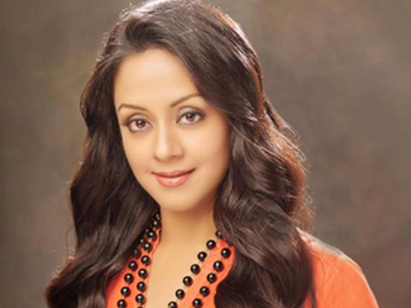 Jyothika's Take On Cosmetic Surgeries: It Turns Good Actresses Into Bad Actresses!