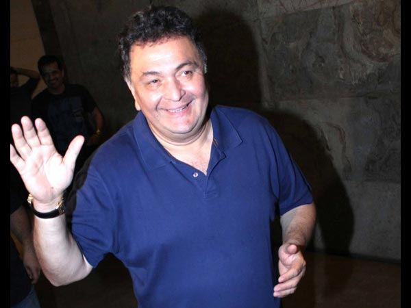 Rishi Kapoor (Student Of The Year)
