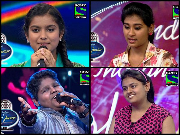 Indian Idol Junior Grand Finale