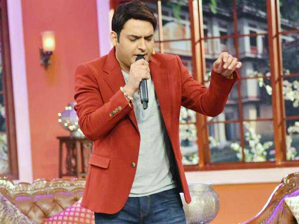 Kapil Graced The Show